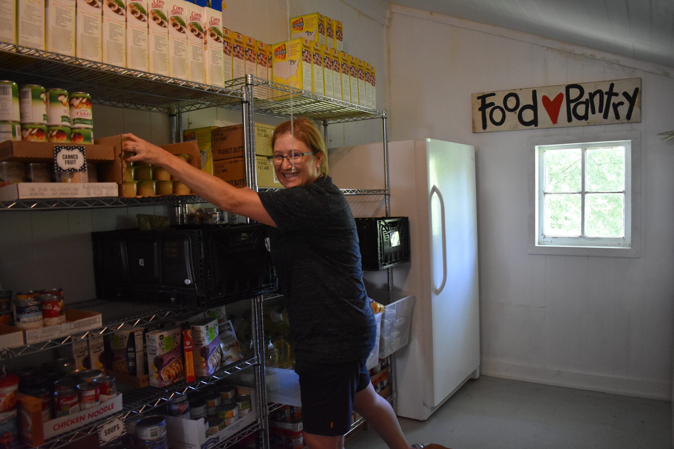 Anderson Food Pantry..