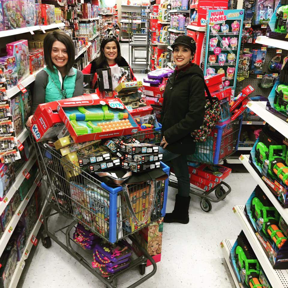 Grimes County Toy Drive